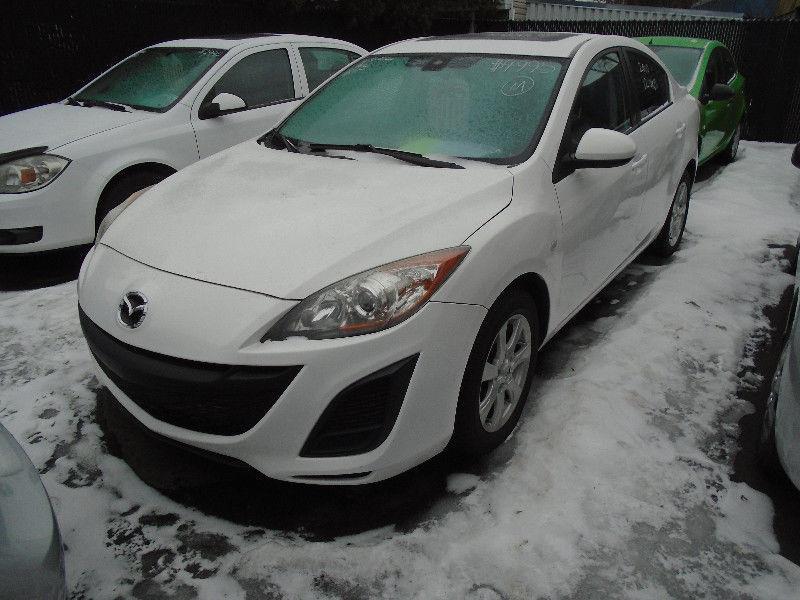 Mazda mazda3 2010 4dr Sdn #5544