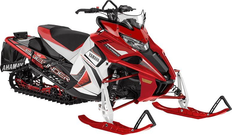 2019 Yamaha Sidewinder X-TX