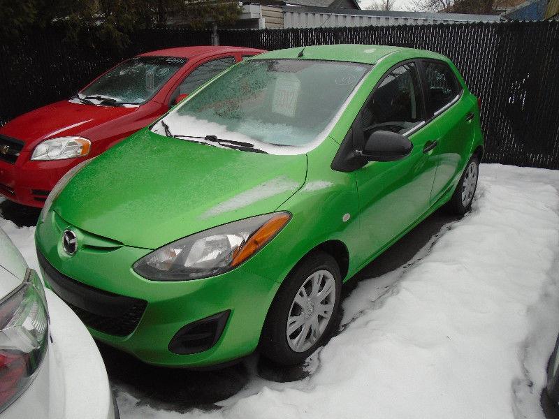 Mazda Mazda2 2012 4dr HB GX #138020