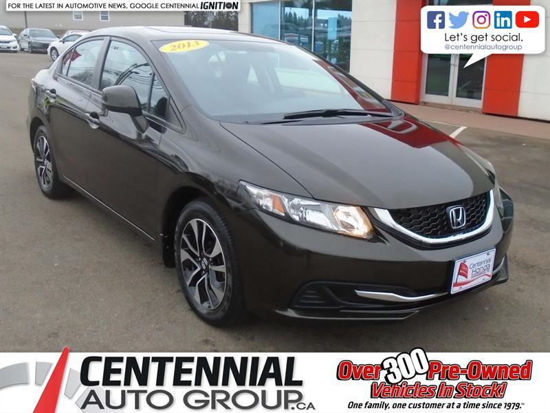 2013 Honda Civic Sedan EX | FWD |  #9439A