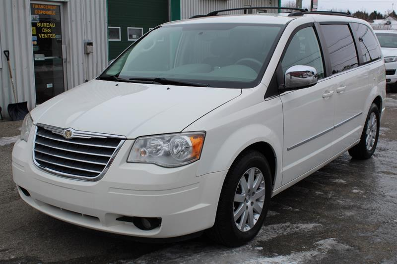 2010 Chrysler Town - Country 4dr Wgn Touring #PV6784