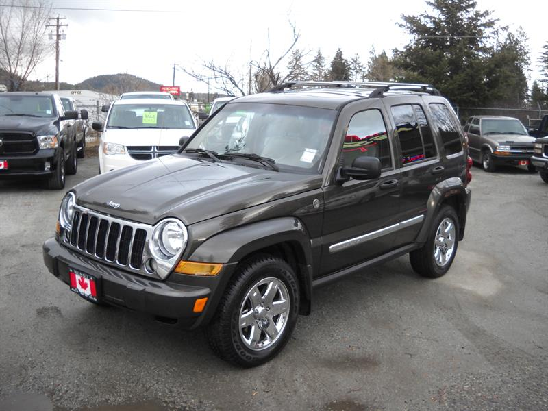2005 Jeep Liberty Limited 4X4 #8009-1