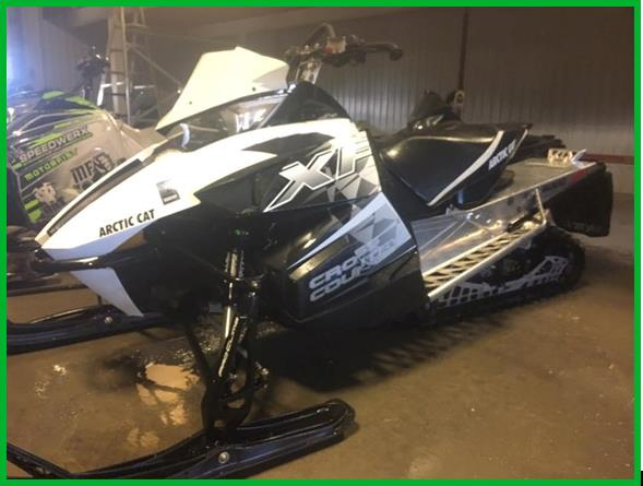 Arctic Cat XF 8000 2014