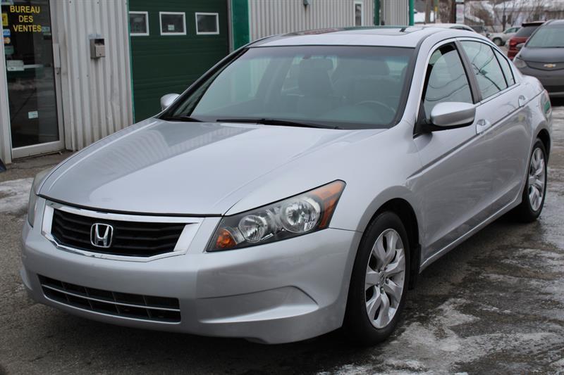 Honda Accord Sedan 2010 4dr I4 Auto EX-L #PV6604