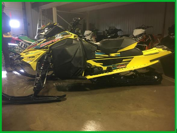 Skidoo MX Z X-RS 600 2015