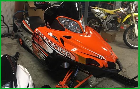 Arctic Cat Crossfire 8 2011