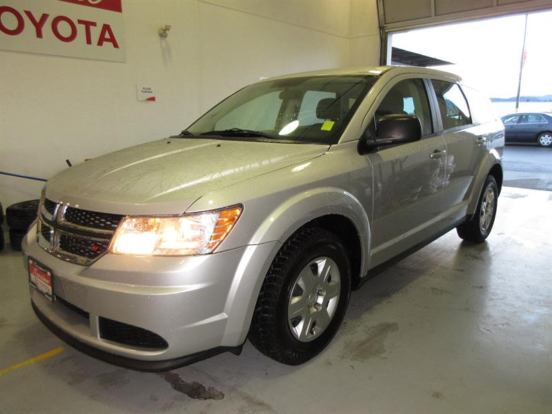 2012 Dodge Journey SE PLUS #18935C