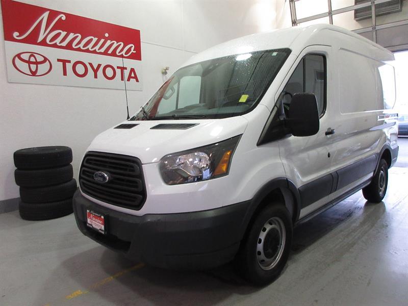 2016 Ford Transit Cargo Van T-250 130 Med Rf 9000 GVWR Sliding RH Dr #20492RXH