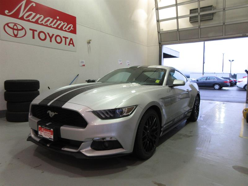 2017 Ford Mustang Fastback V6 6-Speed Manual #20135B
