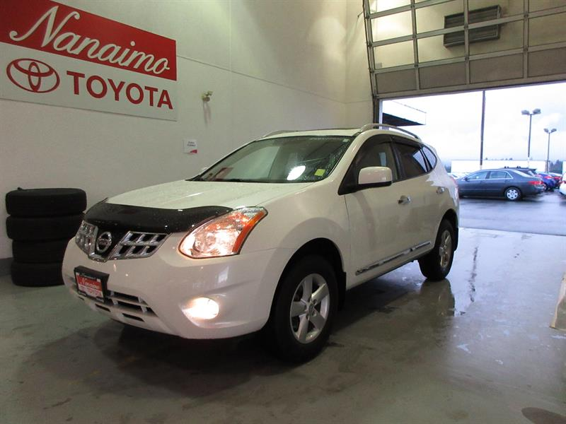 2013 Nissan Rogue AWD SV Special Edition #19305B
