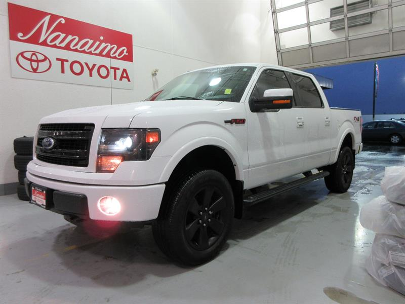 2013 Ford F-150 4WD SuperCrew FX4 Off-Road #20422A