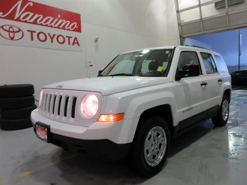 2012 Jeep Patriot FWD Sport #20252B