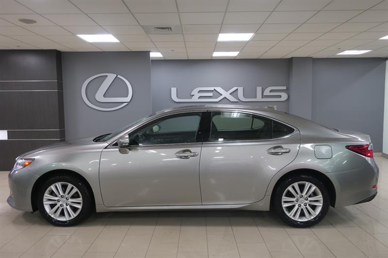 2015 Lexus ES 350 PREMIUM CAMERA DE RECUL #15059A
