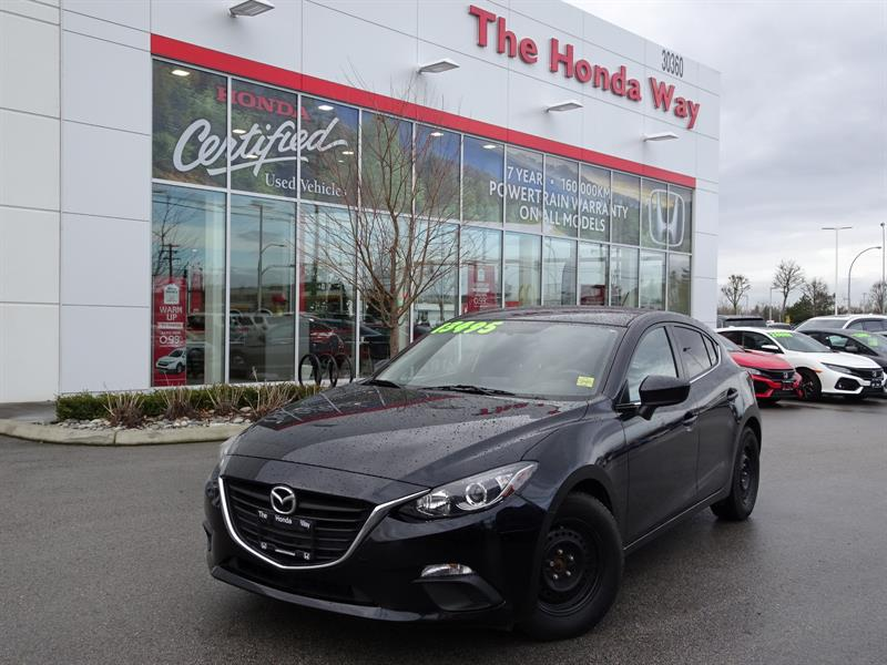 2014 Mazda MAZDA3 GS Touring MT 5-Door #P5277A