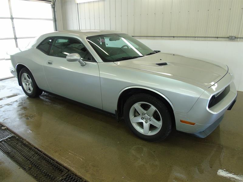 2010 Dodge Challenger SE, Air Conditioning, CD Player #J-033B