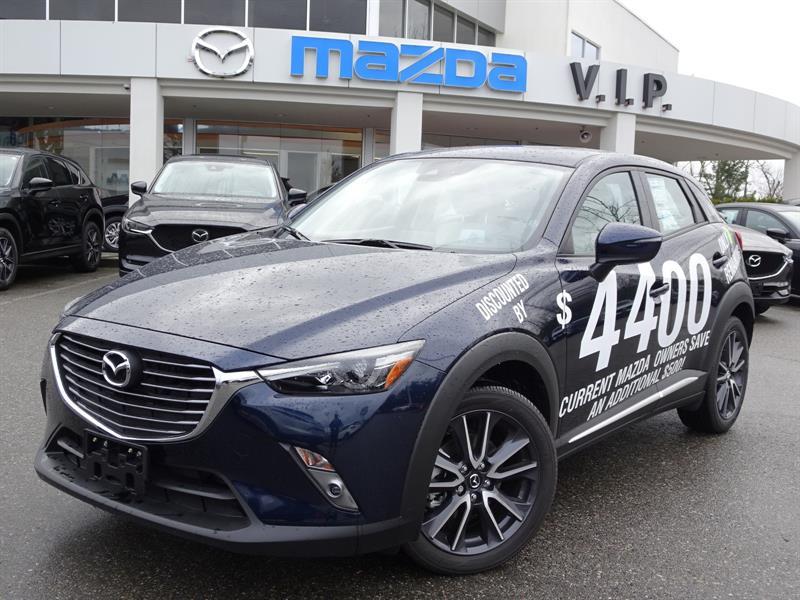 2018 Mazda CX-3 GT AWD #8249