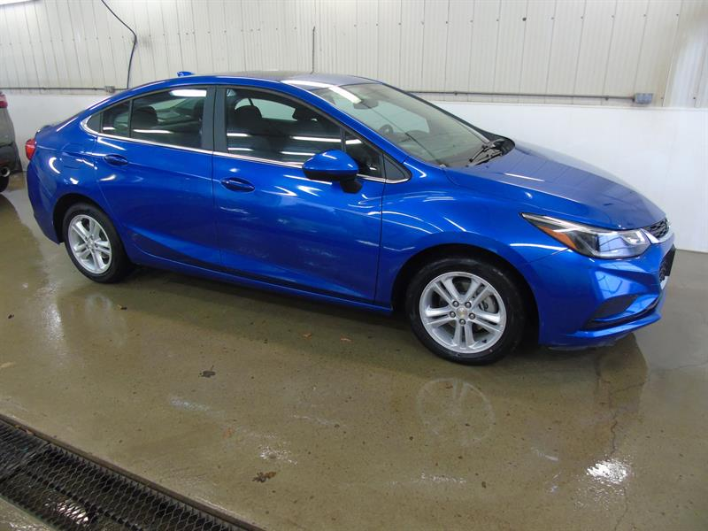 2018 Chevrolet Cruze LT True North, Sunroof, Bose Sound System #J-043A