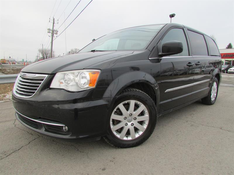Chrysler Town & Country 2012 LIMITED 3.6L 7 PASS. CUIR BLUETOOTH DVD!!! #4069