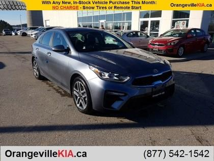 2019 Kia Forte Sedan EX Premium Auto - All-New for 2019 #92016