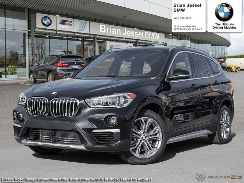 2018 BMW X1 xDrive28i Sports Activity Vehicle #J1907