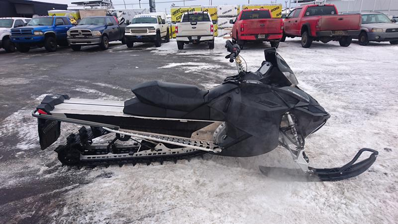 Ski-Doo SUMMIT SP 154 800 ETEC 2011