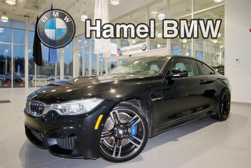 2016 BMW M4 2dr Cpe #u18-294