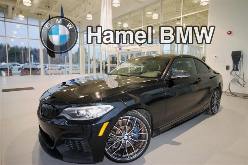 2015 BMW 2 Series 2dr Cpe M235i RWD #U18-300