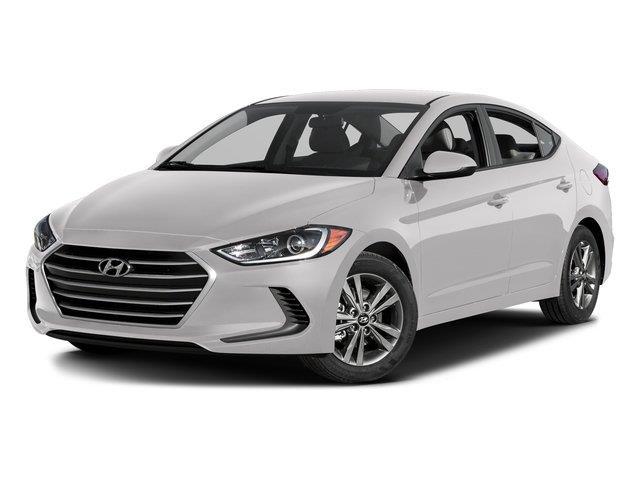 2017 Hyundai Elantra L Manual w/ AC #8800EL