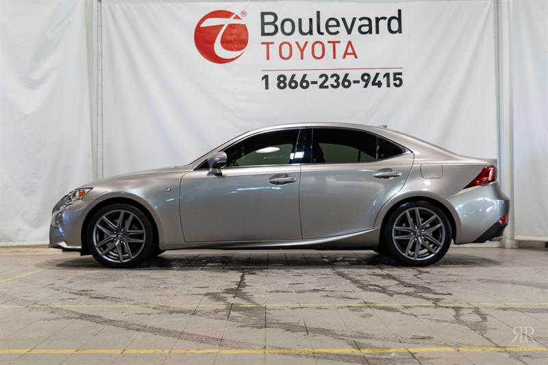 Lexus IS 350 2015 * AWD F-SPORT SERIE1 * #81273C
