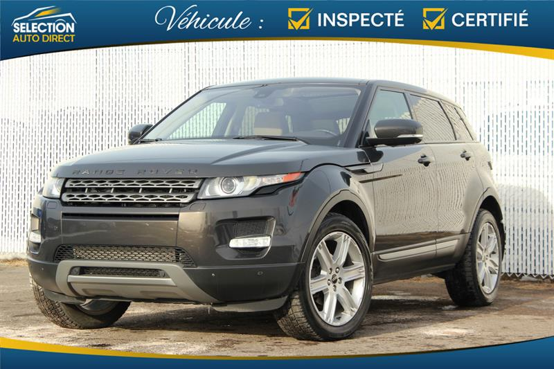Land Rover Range Rover Evoque 2012 Pure Plus #S662219