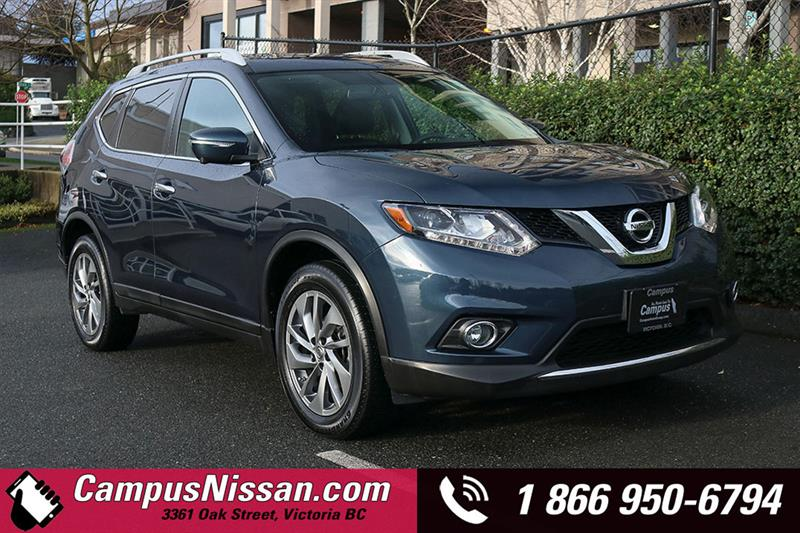 2015 Nissan Rogue | SL | AWD | w/ Moon Roof #A7390