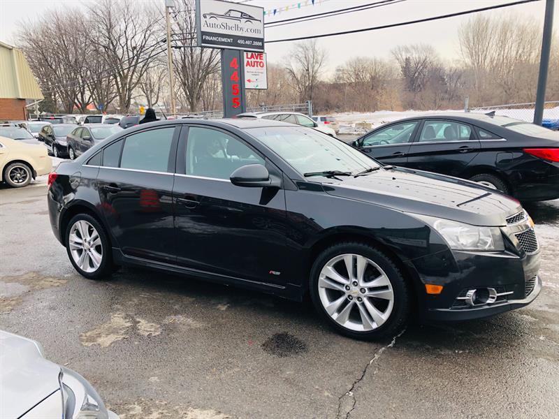 Chevrolet Cruze 2011 35$* par Semaine/Financement #5278-2