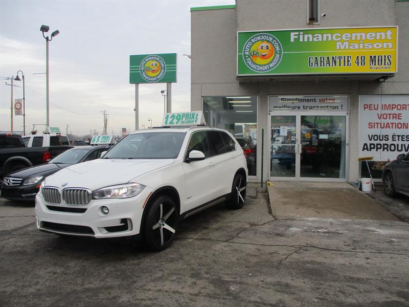 BMW X5 2014 AWD 4dr xDrive35i