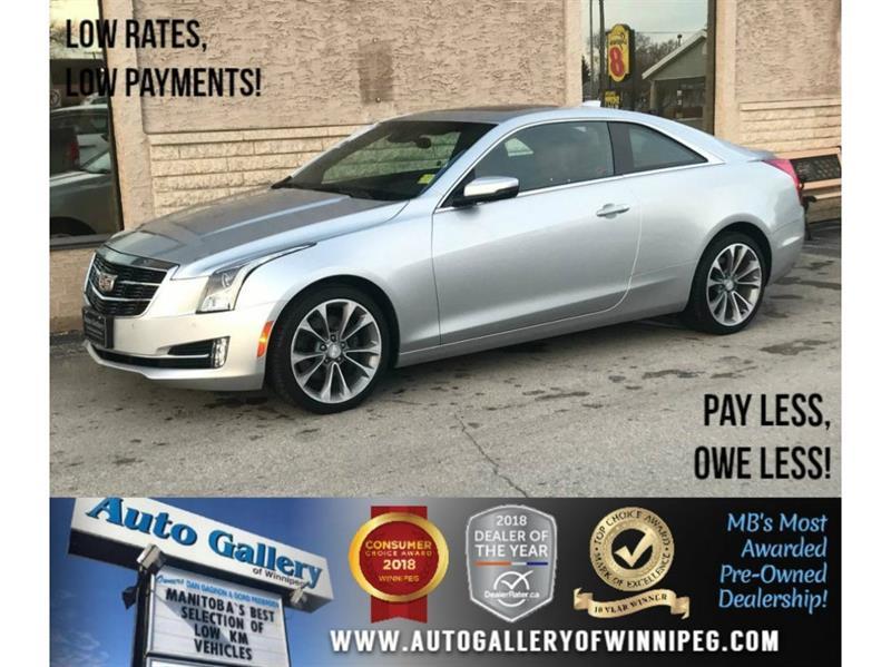 2015 Cadillac ATS Premium #21820