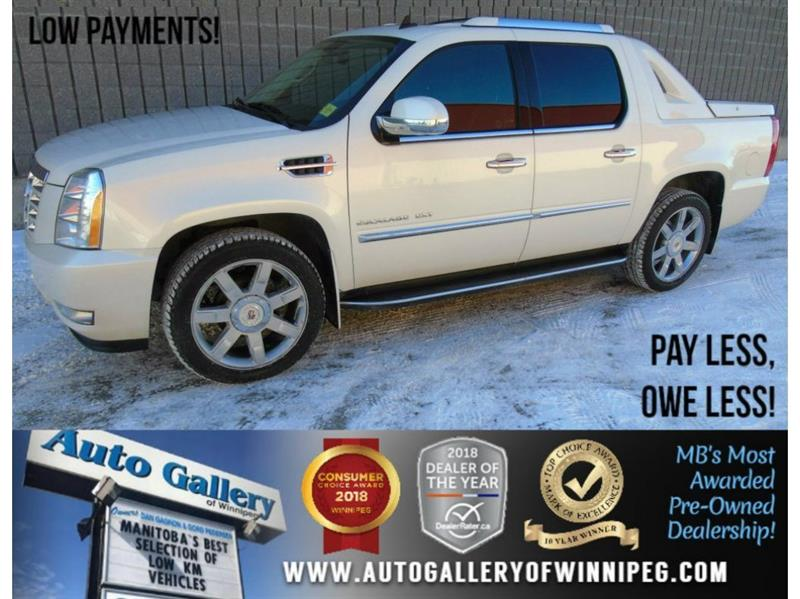 2013 Cadillac Escalade EXT Luxury #22858