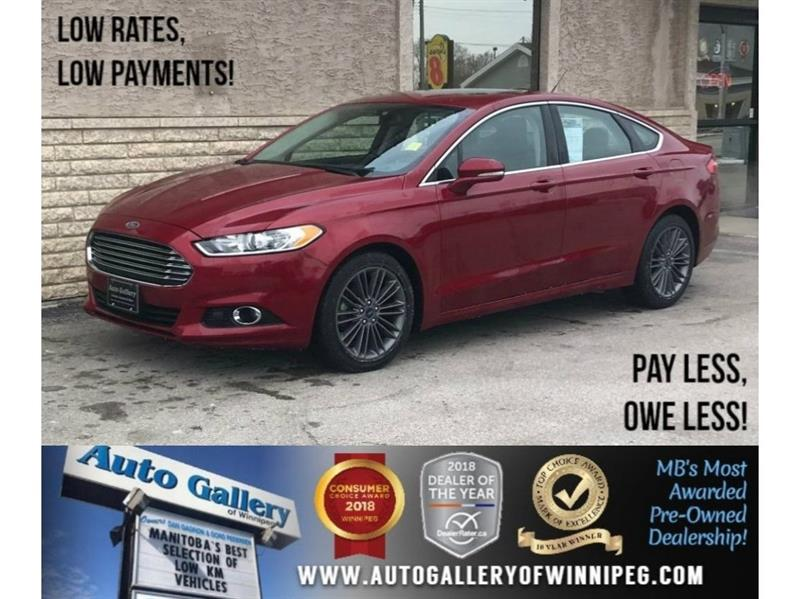 2014 Ford Fusion SE #23455A