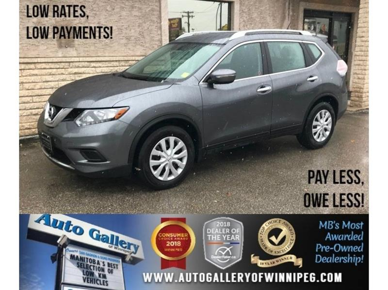 2015 Nissan Rogue S #23569
