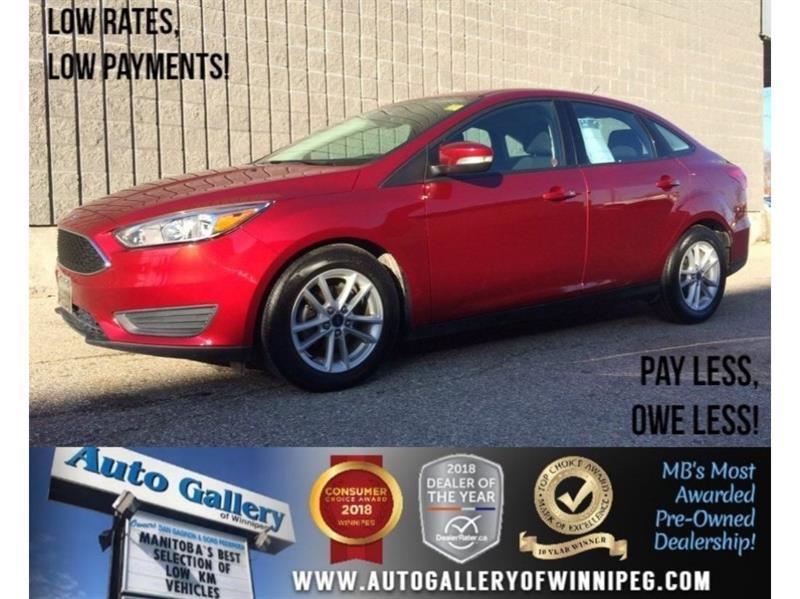 2015 Ford FOCUS SE #23616