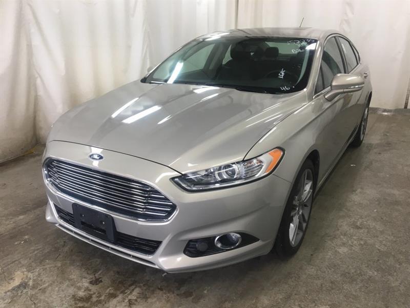 2015 Ford Fusion Titanium #23679