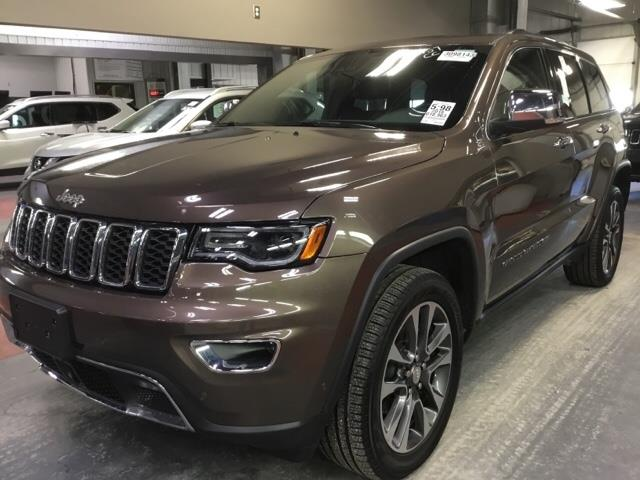 2018 Jeep Grand Cherokee Limited #23708