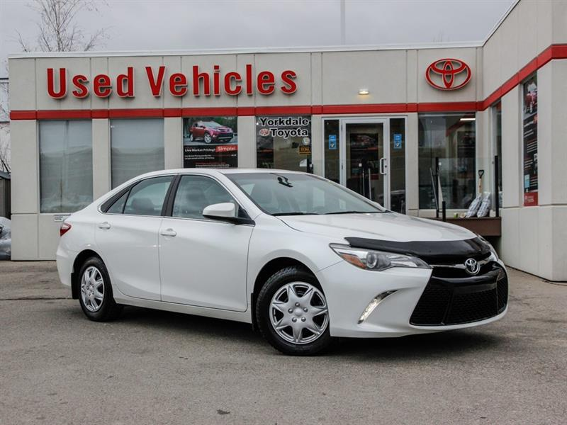 2017 Toyota Camry XSE   Navi   Sunroof   Leather   Alloys #P7772