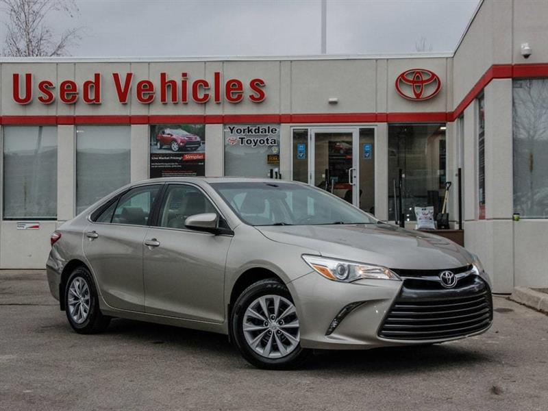 2015 Toyota Camry LE   H.Seats   R.Cam   B.Tooth   Keyless #P7727