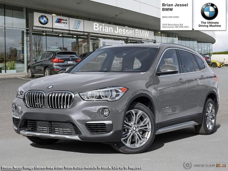 2018 BMW X1 xDrive28i Sports Activity Vehicle #J1777