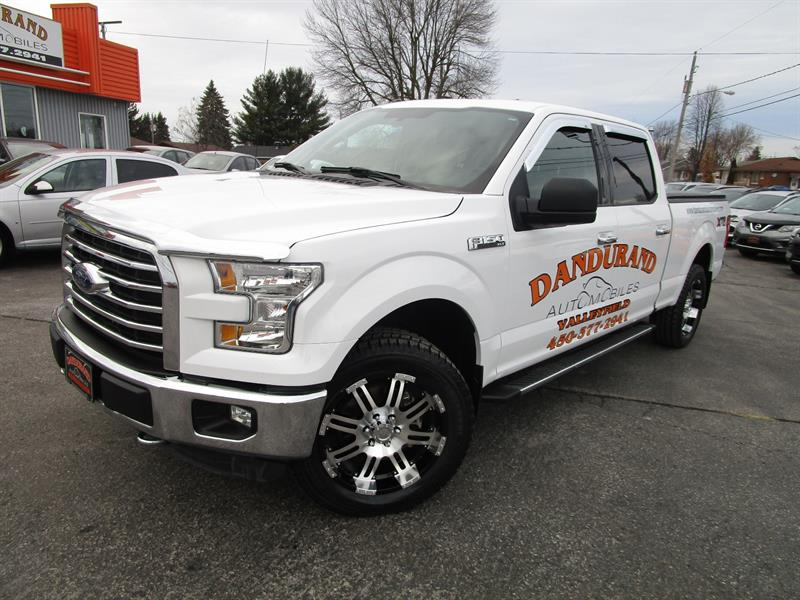 Ford F-150 2016 4WD SuperCrew #2425a