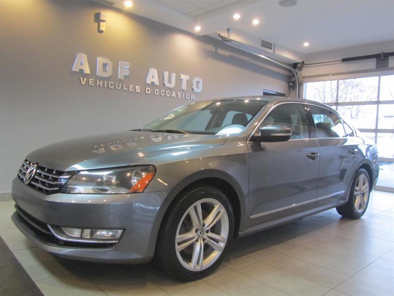 Volkswagen Passat 2015 2.0 L TDI HIGHLINE NAVIGATION #4405