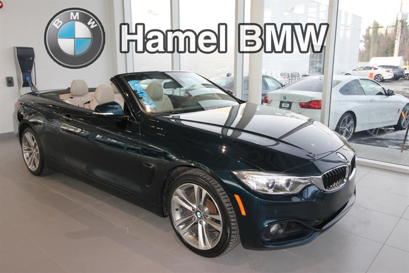 2015 BMW 4 Series 2dr Conv 428i xDrive AWD #U18-290