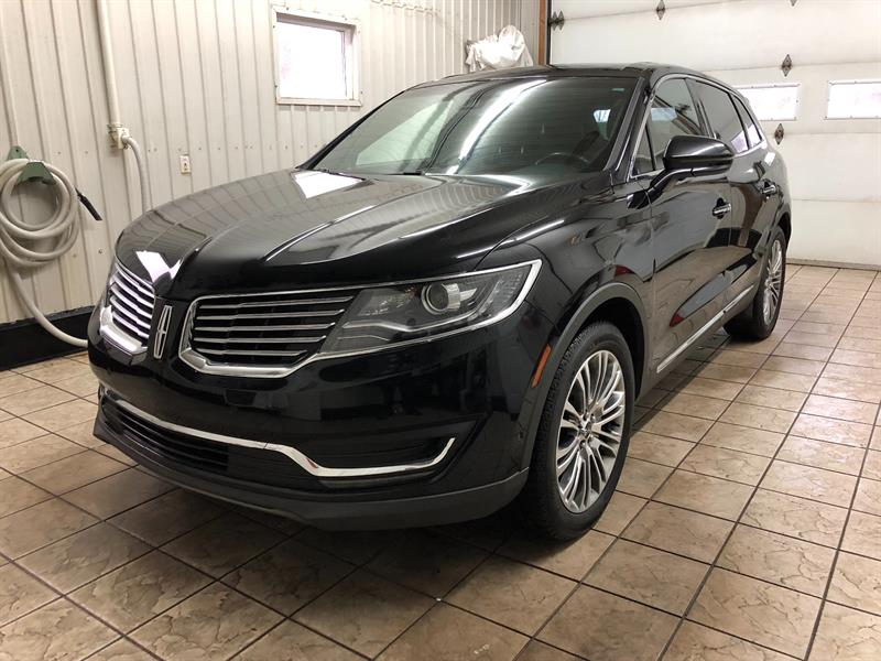 Lincoln MKX 2016 AWD 4dr Reserve #16-36