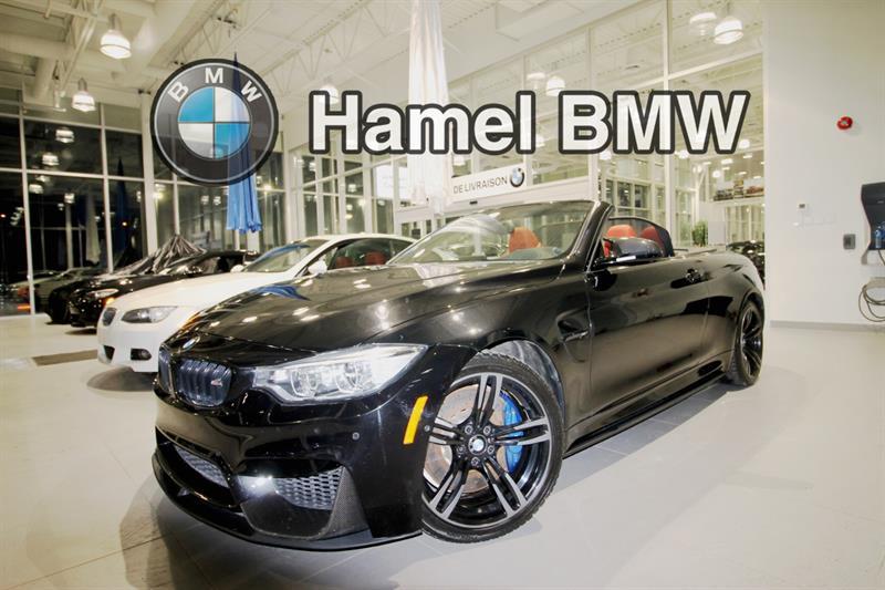 BMW M4 2016 2dr Conv #U18-285