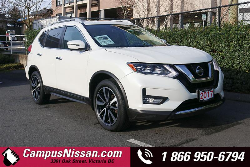2017 Nissan Rogue | SL | Platinum | AWD w/ Moonroof #A7385