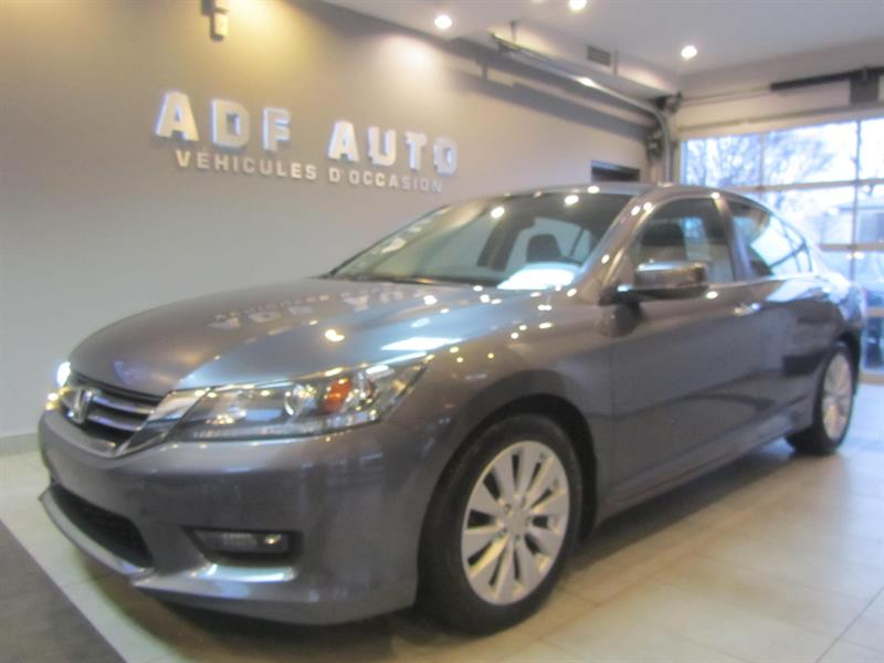 Honda Accord Sedan 2015 EX-L CUIR-TOIT OUVRANT #4402